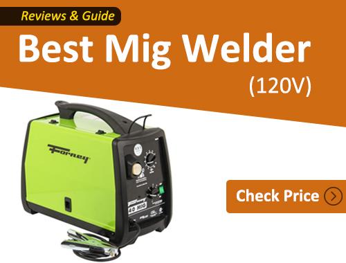 Forney 309 - 120v MIG Welder