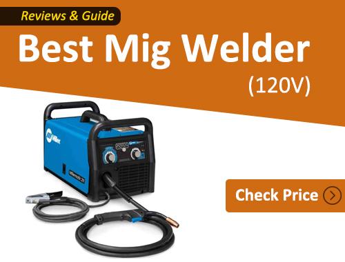 Miller Electric - best 120v mig welder