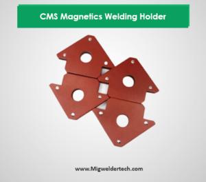 4 Pieces of CMS Magnetics Welding Holder