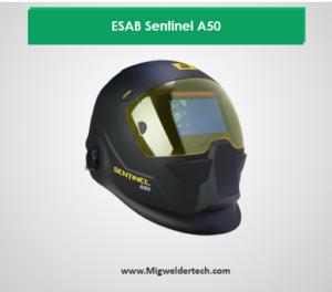ESAB Sentinel A50 Beginners