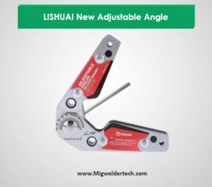 LISHUAI New Adjustable Angle Welding Magnet