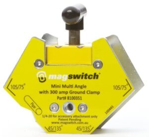Magswitch Multiple Angle Welding Magnet