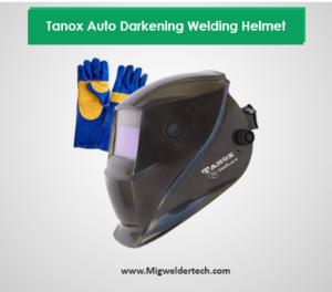 Tanox Auto Darkening Welding Helmet - ADF-206S