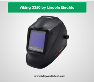 Viking Welding Helmet by Lincoln Electric