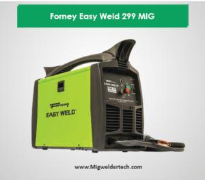 Forney Easy Weld 299 Welder
