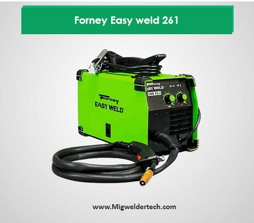 Forney Easy weld 261 Mig Welder under 300