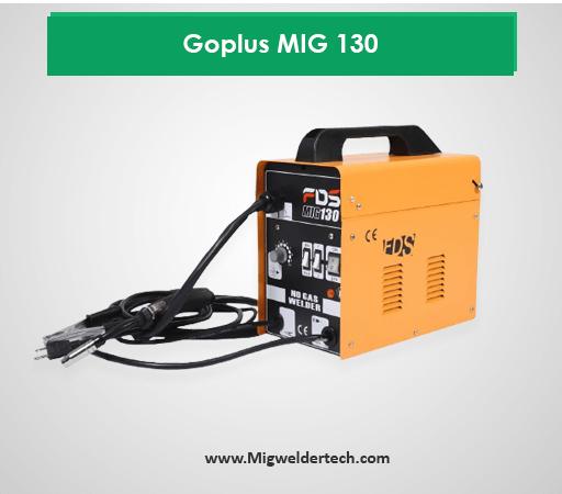 Goplus MIG 130 Welder Under 300