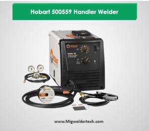 Hobart 500559 Handler mig welder