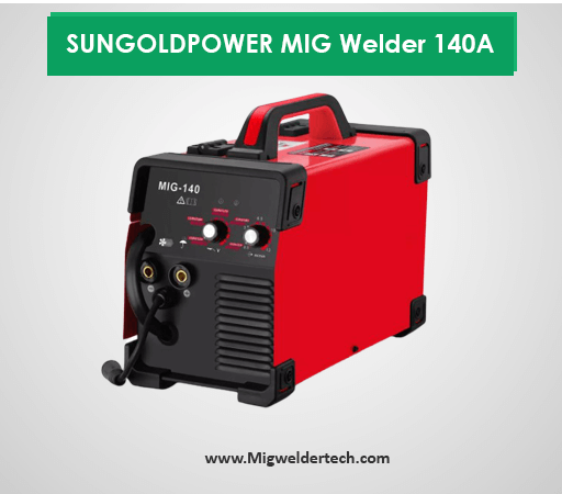 SUNGOLDPOWER Mig Welder under 300 dollar
