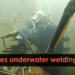 How does underwater welding works?