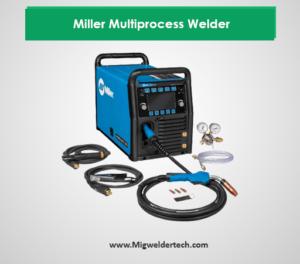 Miller Multimatic - Multi-process Welder