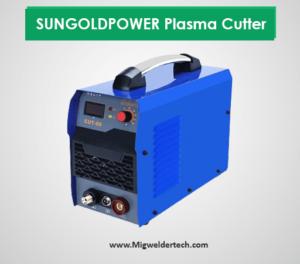 SUNGOLDPOWER Portable Plasma Cutter