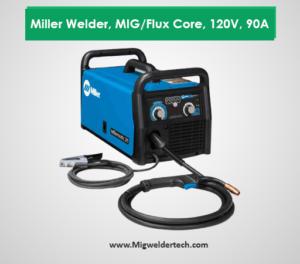 Miller MIG Welder Machine
