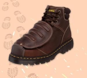 Dr. Martens, Men's Met Guard - Heavy Industry Boots