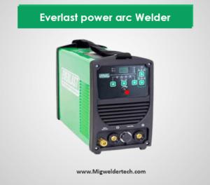 Everlast power arc Welder