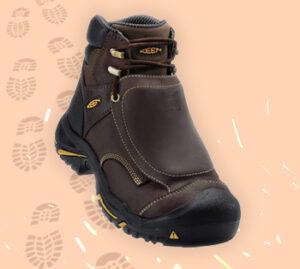 Keen Utility - Steel Toe Metatarsal Guard Work Boot