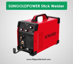 SUNGOLDPOWER Stick DC Welder
