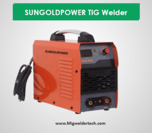 SUNGOLDPOWER TIG Welder