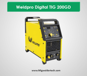 Weldpro Digital TIG 200GD