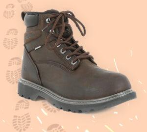 Wolverine - Steel Teo Waterproof Work Shoe