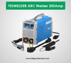 YESWELDER ARC Welder 205Amp