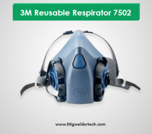 3M Reusable Respirator 7502
