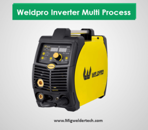 Weldpro Inverter Multi Process Welder 200 Amp