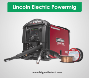 Lincoln Electric Powermig 210 Mp