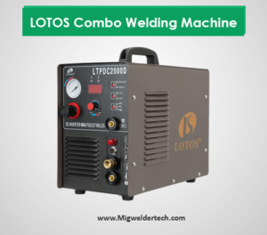 LOTOS Combo Welding Machine