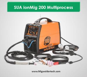 SUA ionMig 200 Multiprocess