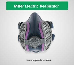 Miller Electric ML00895 Respirator - Half face Mask