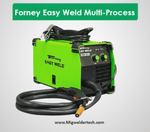 Forney Easy Weld Multi-Process 140Amp Welder