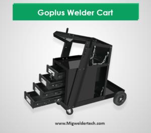 Goplus Welder Cart
